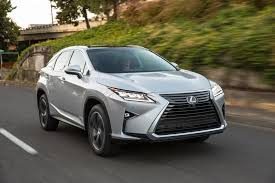2018 lexus rx performance review the car connection