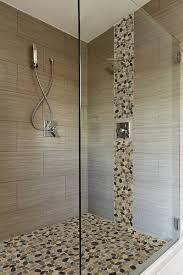 mix river pebbles pattern 10 mm marble backsplash tile