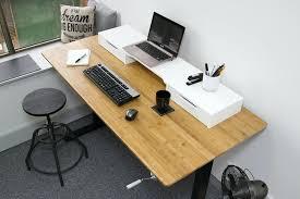 jarvis bamboo adjustable standing desk bamboo standing desk standing desks jarvis bamboo standing desk
