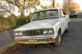 mazda pickup old parked cars 1980 mazda b2000 pickup