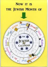 months of the hebrew calendar months calendar joyful