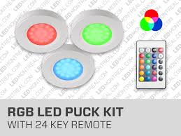 rgb led puck lights under cabinet rgb led puck kit led montreal