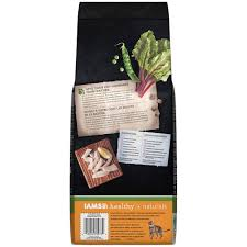 amazon com iams healthy naturals chicken recipe dry cat food 4 2