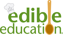 edible pictures edible education logo png