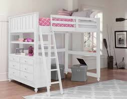 Study Bunk Bed Park Place Full Size Study Loft Bed White Jpg
