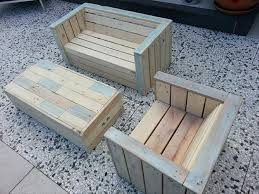 How To Make Patio Furniture Out Of Pallets Pallet Outdoor Furniture Plans Recycled Things