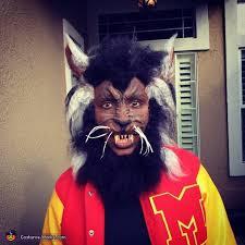 jackson u0027s thriller werewolf costume