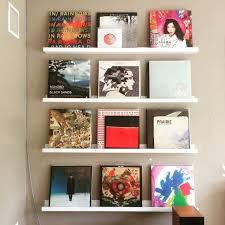 Lp Record Cabinet Furniture Best 25 Record Display Ideas On Pinterest Vinyl Records Decor