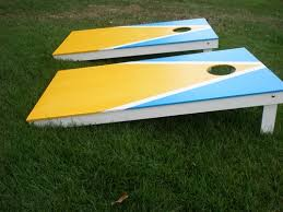 game set two boards with two colors and matching bean