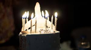 birthday cake candles free photo birthday cake candles celebration free image on