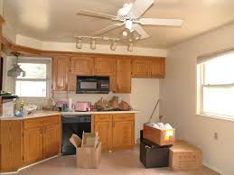 kitchen ceiling fans with lights amazing of ceiling fan for kitchen with lights about home