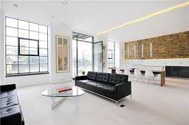 London Flat Interior Design Contemporary Apartment Interior In London By Chiara Ferrari