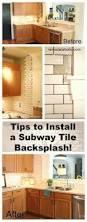 best 25 painting tile backsplash ideas on pinterest white tile