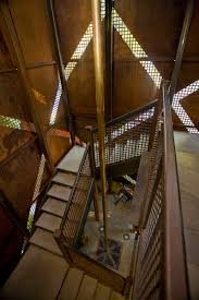 Industrial Stairs Design Anderson Pavilion Industrial Staircase Sacramento By