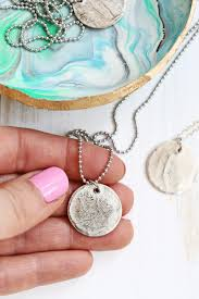 make necklace pendant images Make real silver jewelry with metal clay a beautiful mess