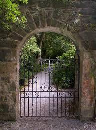exterior backyard gates frontgate garden wooden gates garden