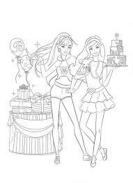 499 ausmalbilder barbie images barbie coloring