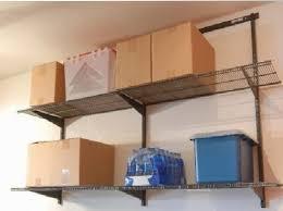 living room shelves for garage wall regarding mounted shelving