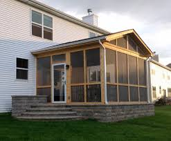 screen porch roof screened porches windows walls doors floors st louis decks