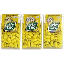 where to buy minion tic tacs limited edition despicable me minions tic tac banana