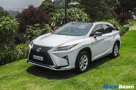 lexus rx450h sport 2017 lexus rx450h review first drive motorbeam