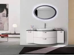 Bathroom Vanity Unit Without Basin Cream Beige Vanity Units Uk Drench Curved Bathroom Unit Iotti