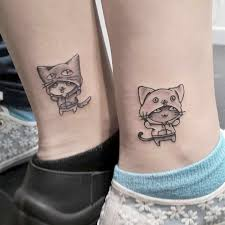 sisters around the world are getting complementary tattoos the