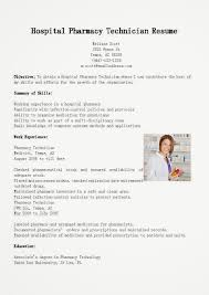 Pharmacy Technician Resume Examples by Cvr Pharmacy Resume Cv Cover Letter