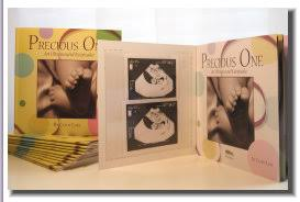 sonogram photo album precious one ultrasound photo keepsake book perks