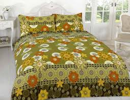 Yellow Bedding Set Willow Floral Duvet Quilt Cover Bedding Set Yellow Linens Range