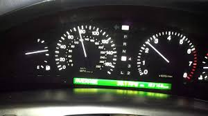 lexus cars mpg lexus ls400 averaging 30 3 mpg at 70 mph youtube