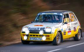renault rally renault 5 copa rally costa brava by francesc genové photo