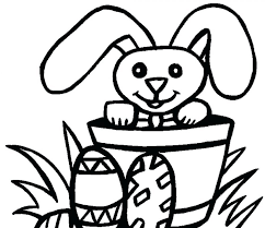 free printable coloring pages kids preschool religious easter