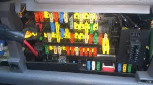 fuse board u0026 electric windows peugeot forums