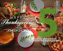 Traditional Thanksgiving Recipes Healthier Alternatives To Traditional Thanksgiving Recipes Light
