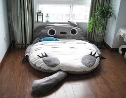 Giant Totoro Bed Bedroom Ideas For Home Garden Bedroom Kitchen Homeideasmag Com