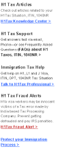 itin application irs form w7 for h1 apply itin h1 dependents on