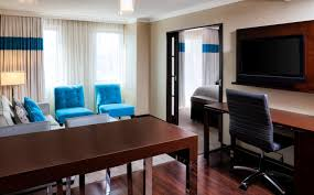 London Hotel With Jacuzzi In Bedroom London Ontario Accommodations Deluxe Tower King Suite Four