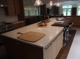 walnut kitchen island concrete kitchen island kitchen design ideas with laminate wood