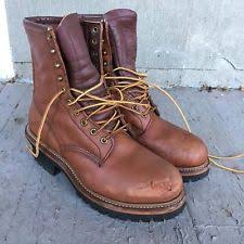 s insulated boots size 9 wing shoes medium d m boots for with insulated ebay