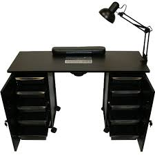 nail table ventilation systems best manicure tables picking the best nail station