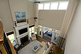 home design story rooms two story family room curtains astonishing traditional home design