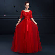 red evening dresses with sleeves uk discount evening dresses