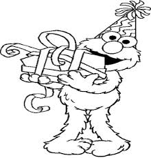 download disney birthday coloring pages resolution elmo 8252