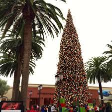 a southern california christmas eve