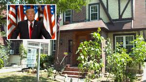 now you can rent donald trump u0027s childhood home video