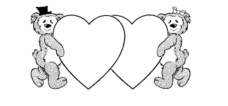 coloring pages of heart free polar bear colouring page good activities duplo legocom with