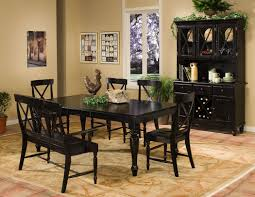 intercon dining room roanoke china hutch rn ca 5379 blk top roanoke china hutch