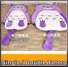 Giant Totoro Bed Single Memory Foam Sofa Bed Savae Org