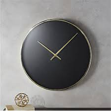 Modern Wall Clock Modern Unique Wall Clocks Cb2